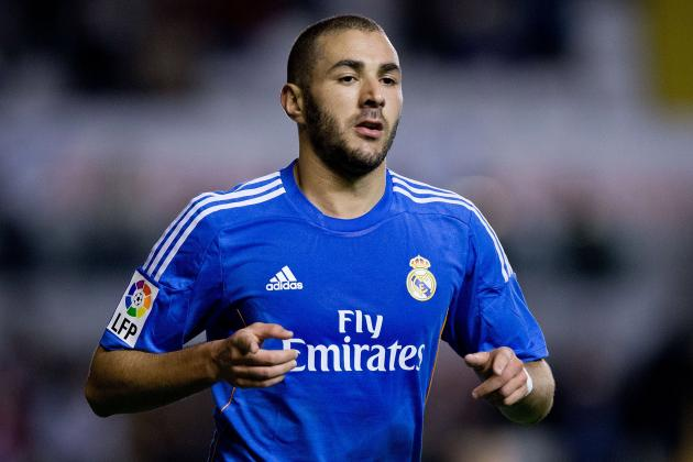 Arsenal Plot £22million Karim Benzema Transfer in the January Window