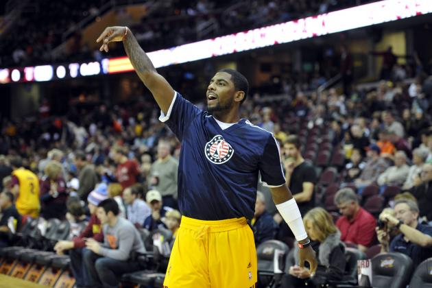 Kyrie Irving Misses 2 Game-Winners, Makes the 3rd