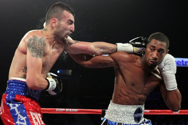 Andrade vs. Martirosyan: Winner, Scorecard and Analysis