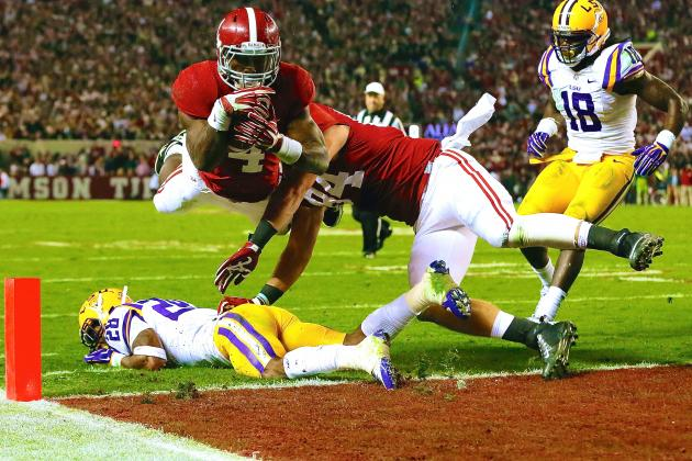 Alabama vs. LSU: Live Score, Highlights and Reaction