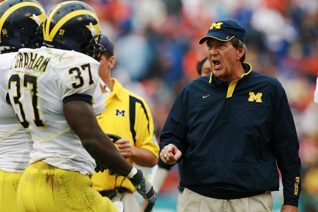 Michigan Football Isn't Any Better off Since the Day Lloyd Carr Retired in 2007