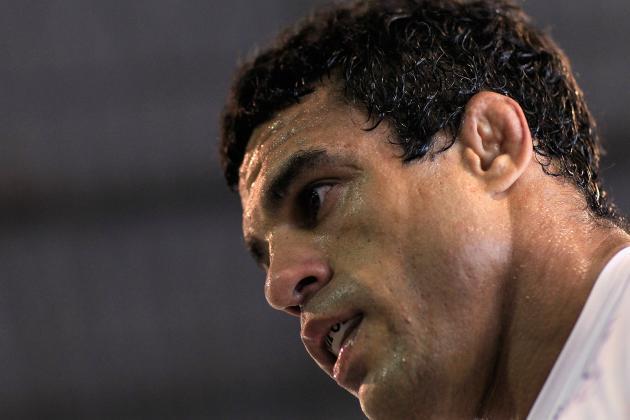 Dana White Says Vitor Belfort Will Meet Chris Weidman vs. Anderson Silva Winner