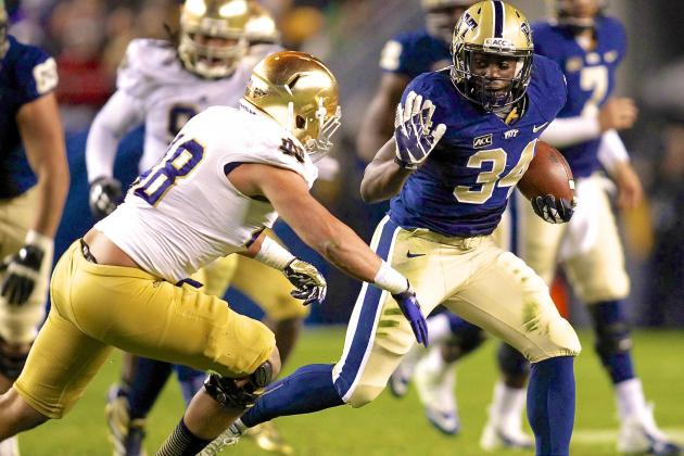 Notre Dame vs. Pittsburgh: Live Score, Analysis and Results
