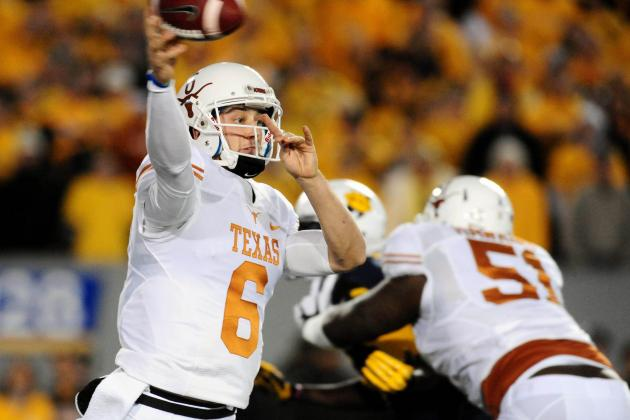 Texas Keeps BCS Hopes Alive with Epic Comeback Win over West Virginia