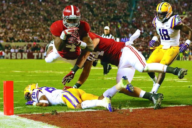 LSU vs. Alabama: Score, Grades and Analysis