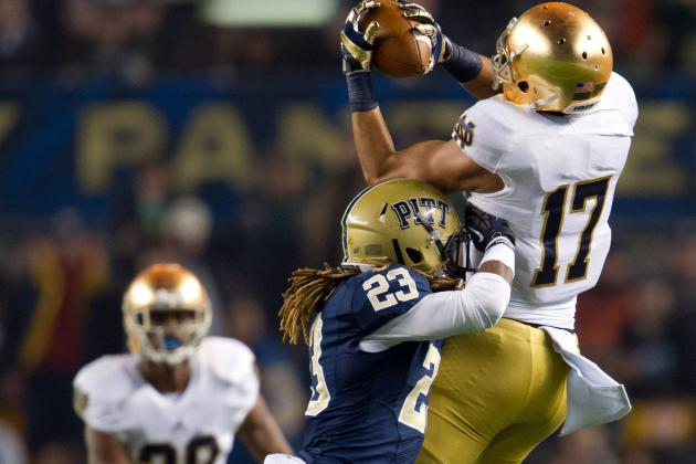 Pitt Keeps Bowl Hopes Alive with Win over Notre Dame