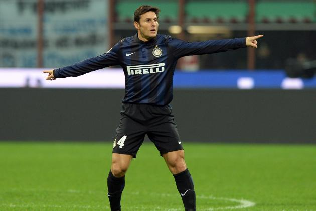 Inter Milan vs. Livorno: Final Score 2-0,