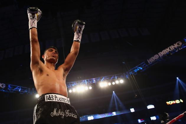 Mikey Garcia and Nonito Donaire Score Impressive Knockouts on Boxing After Dark