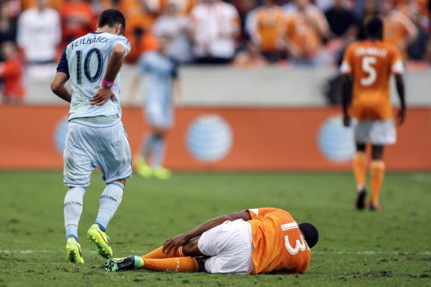 What We Learned from Sporting Kansas City, Houston Dynamo Scoreless Draw