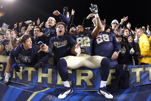 Why Every College Football Fan Should Be Happy Notre Dame Blew It Against Pitt