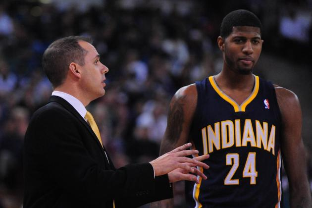 Vogel, George, Push Pacers to Another Statement Win