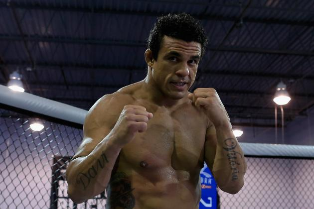 UFC Fight Night 32: 3 Fights for Vitor Belfort to Take Next