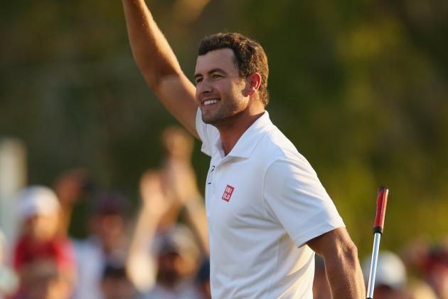 Adam Scott Wins Australian PGA Championship