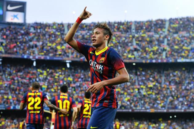 Examining Neymar's Top Obstacles at Barcelona for Remainder of 2013