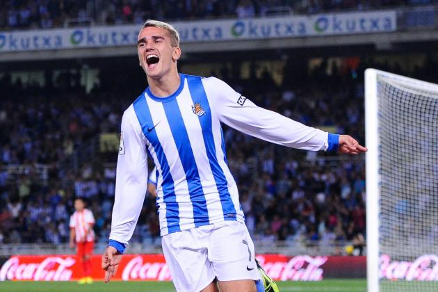 Griezmann Refuses to Comment on Future
