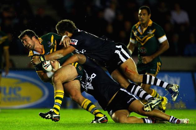 Rugby League World Cup 2013: Predicting Tournament Semi-Finals and Final