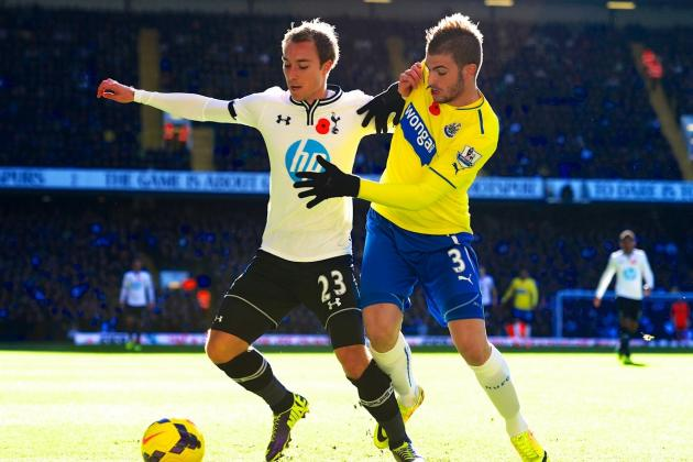 Tottenham Hotspur vs. Newcastle United: Premier League Live Score, Highlights