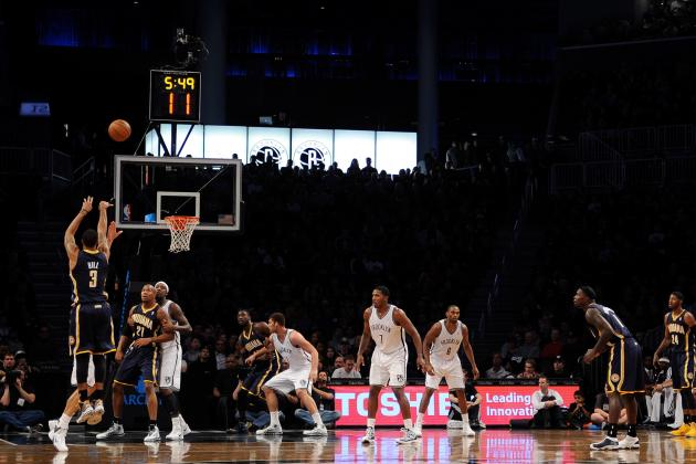 Pacers' Fast Start Keeps Aiming for No. 1