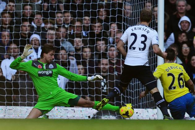 Analysing Tim Krul's Performance vs. Tottenham