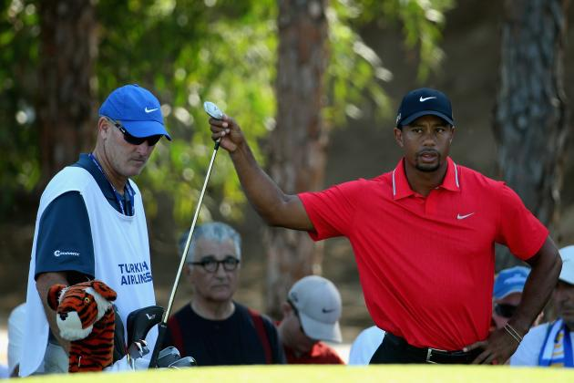 Tiger Woods Unsure If He Will Return to 'Fun Event' in Turkey