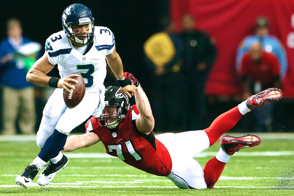 Seahawks Vs Falcons