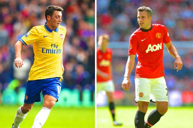 Manchester United vs. Arsenal: Premier League Live Score, Highlights, Recap
