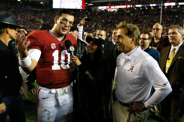 College Football Rankings 2013: AP and USA Today Standings Revealed