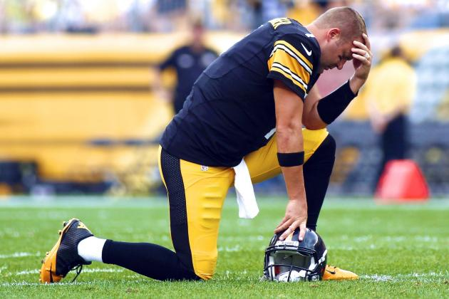 Ben Roethlisberger Trade Rumors: Latest Buzz Surrounding Pittsburgh Steelers QB