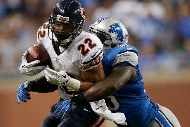 Detroit Lions vs. Chicago Bears: Live Grades and Analysis for Detroit