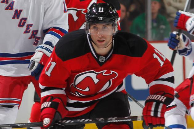 Gionta (ankle) Out, Josefson in for Devils vs. Predators