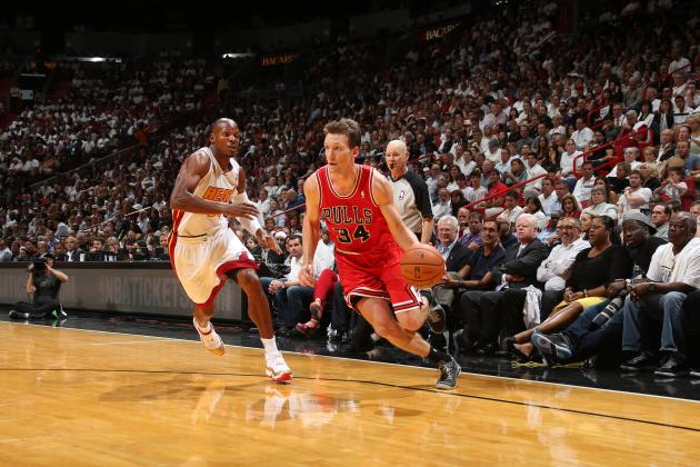 Despite Slow Start, Rebuilt Chicago Bulls' Bench Is Already Doing Its Job