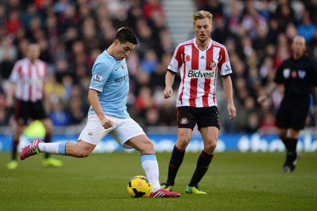 Sunderland vs. Manchester City: 6 Things We Learned