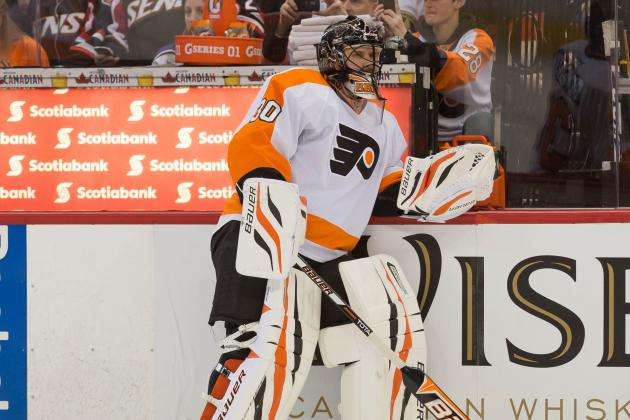 Bryzgalov Says He Learned from His Time in Philly, Will Write a Book About It