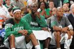 Ray Allen: KG and Pierce 'Haven't Spoken to Me'