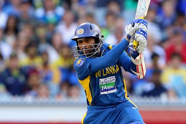 Sri Lanka vs. New Zealand, 1st ODI: Scorecard, Recap and More from Hambantota