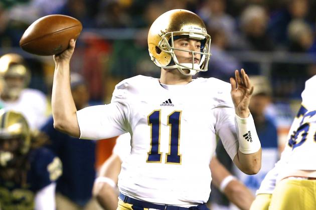 Notre Dame vs. Pitt: The Old Tommy Rees Seems to Surface at Wrong Time for Irish