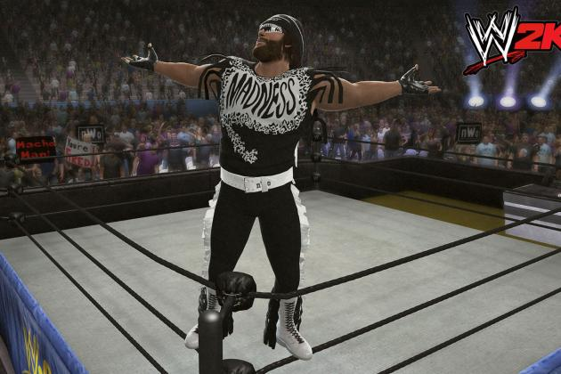 WWE 2K14: First DLC Pack Is Must-Own for Wrestling Fans