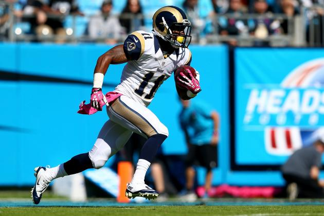 Tavon Austin's Instant Fantasy Reaction After Week 10
