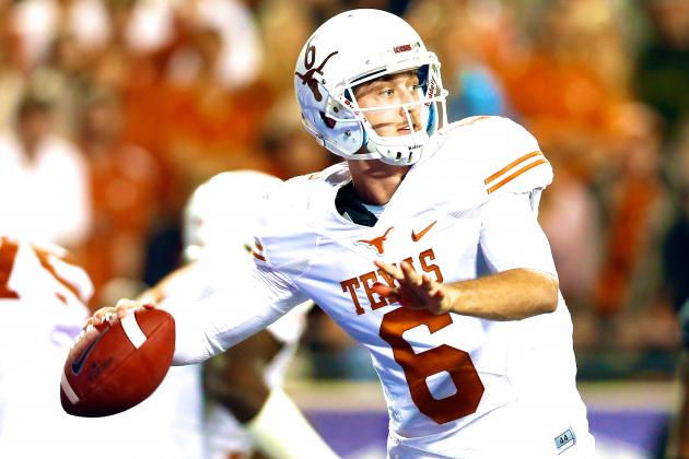 OT Win vs. West Virginia Shows, Yes, Case McCoy Can Lead Texas to Big 12 Title