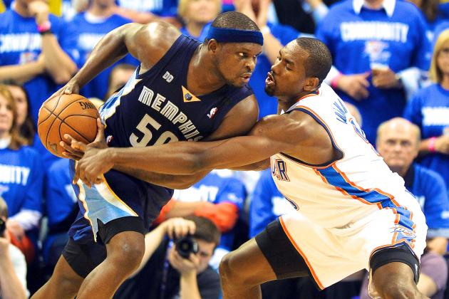 Zach Randolph Showing Why Grizzlies Should Keep Him Until Retirement