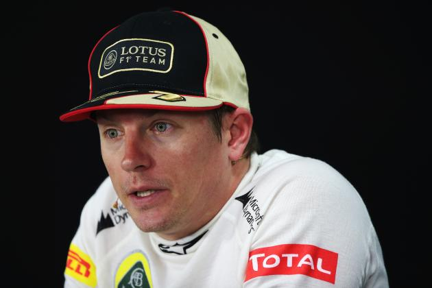 Kimi Raikkonen Is Out: Will Davide Valsecchi Replace Him at Lotus?