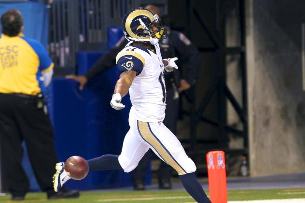 St. Louis Rams vs. Indianapolis Colts: Live Score, Highlights and Analysis