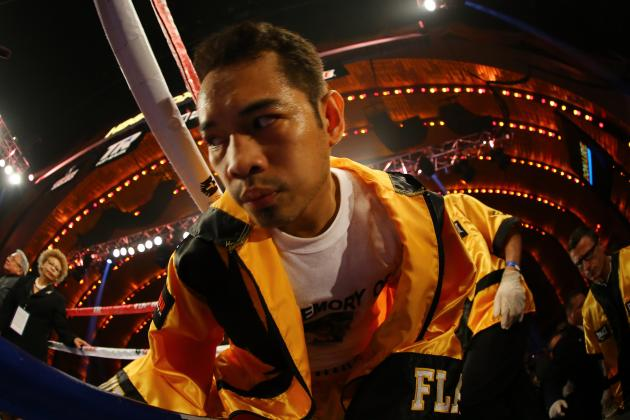 Nonito Donaire Must Accept the Puncher's Role to Survive Guillermo Rigondeaux