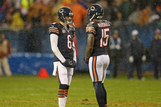 Jay Cutler and Brandon Marshall's Instant Fantasy Reaction After Week 10
