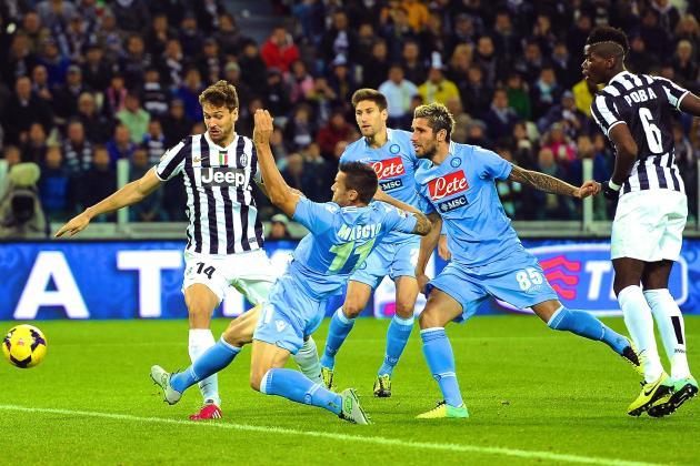 Juventus vs. Napoli: Serie a Live Score, Highlights, Recap