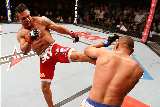 UFC Fight Night 32: Twitter Reacts to Dan Henderson vs. Vitor Belfort