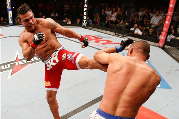 UFC Fight Night 32: Twitter Reacts to Dan Henderson vs. Vitor Belfort