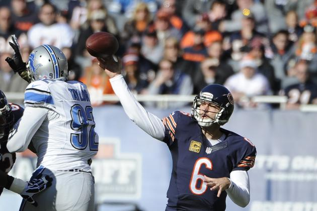 Lions vs. Bears: Final Game Grades and Analysis for Chicago