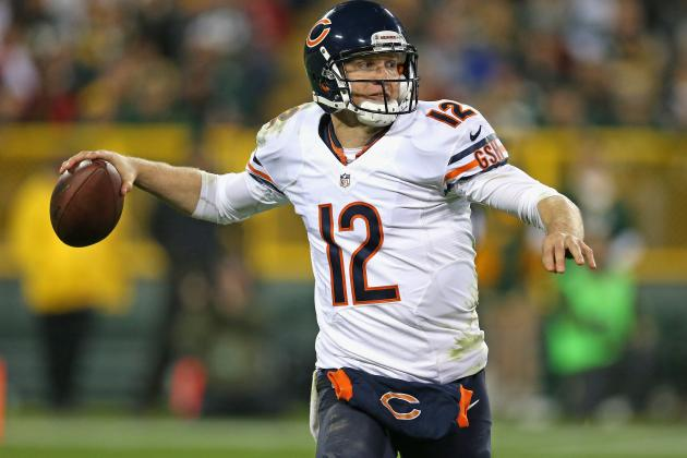 Josh McCown's Instant Fantasy Reaction After Jay Cutler's Injury