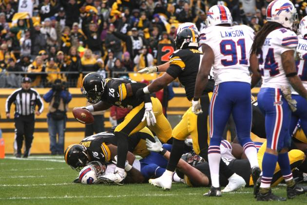 Steelers Bounce Back, Drub Bills 23-10
